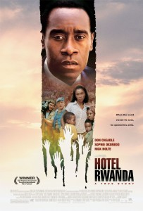 Hotel Rwanda 2004 - film