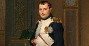Napoleon - portrét