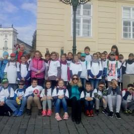Vlastivědný výlet do Prahy