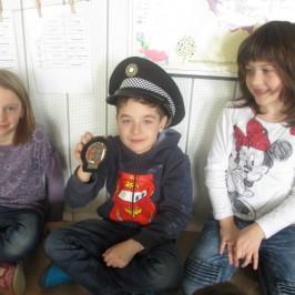 Návštěva městské policie