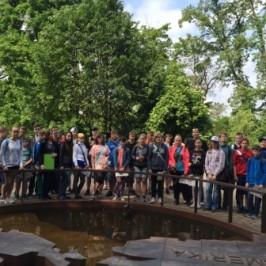 Naši ekologové v ZOO Brno