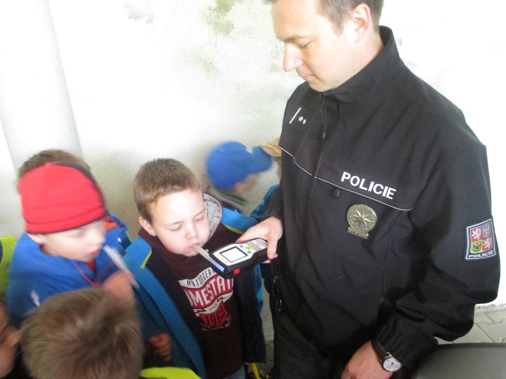 Exkurze Policie Cr Zs Zidlochovice