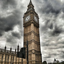Dobrodružství v Londýně