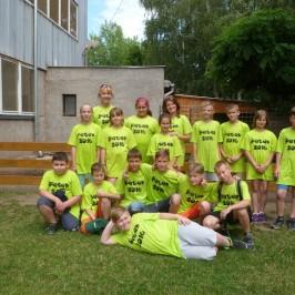 Páťáci v Permoniu