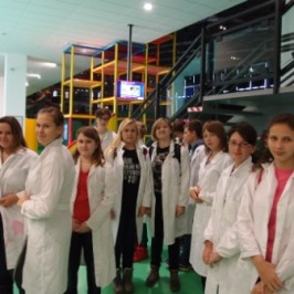 Vida science centrum