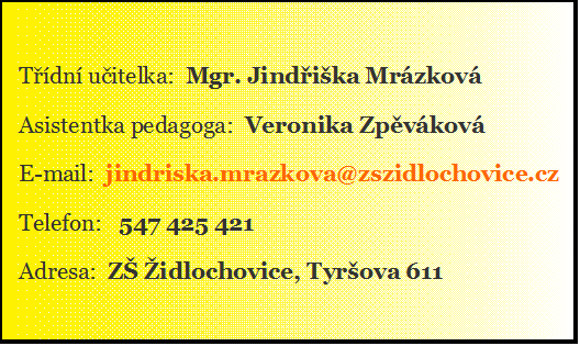 ZŠ Židlochovice