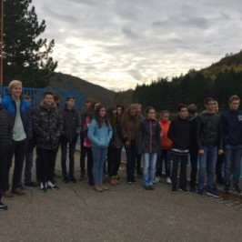 Exkurze do Dukovan