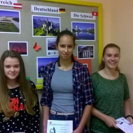 Soutěž v německém jazyce