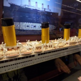 Výstava Titanic Brno