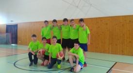 Bramboroví basketbalisté