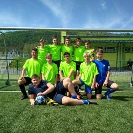 Krajské finále v minifotbalu
