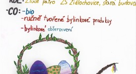 Velikonoční minijarmark
