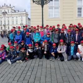 Vlastivědná exkurze do Prahy