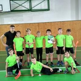 Florbalový turnaj Žabčice