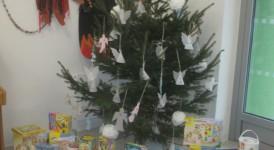 Vánoce ve školní družině